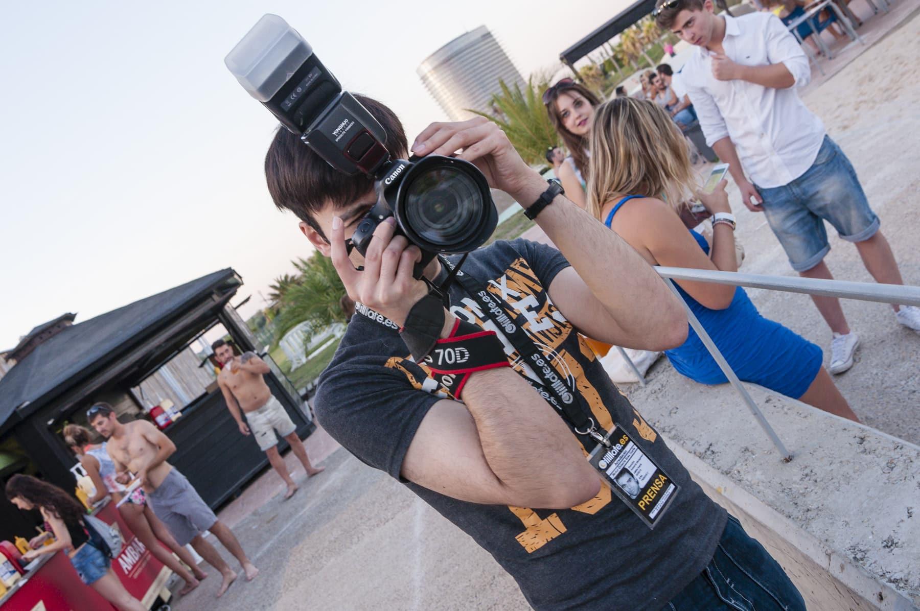 normas para que un fotografo publique tus fotos